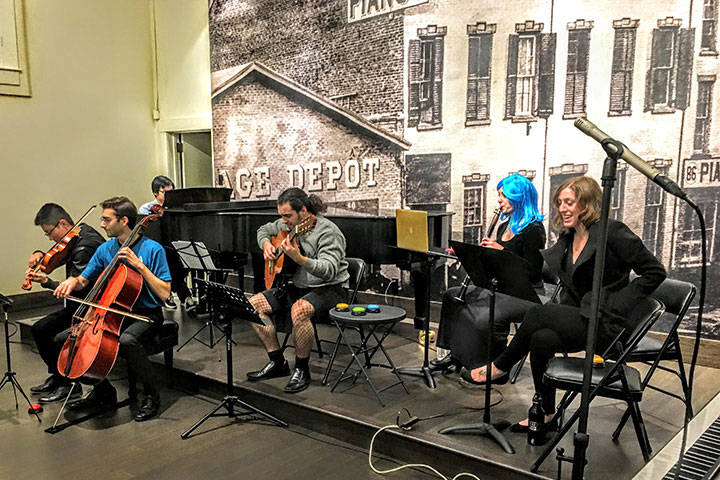 Shaya Lyon and the Live Music Project