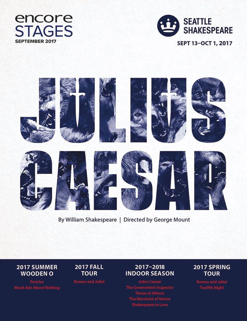 Seattle Shakespeare - Julius Caesar
