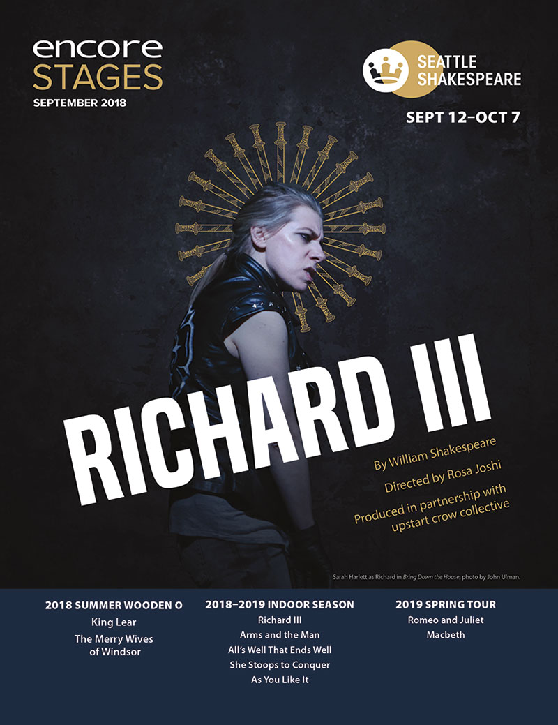 Seattle Shakespeare - Richard III
