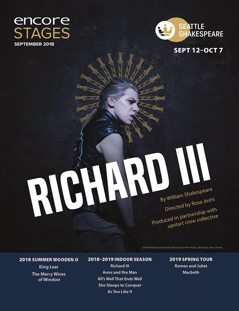 Seattle Shakespeare - Richard III