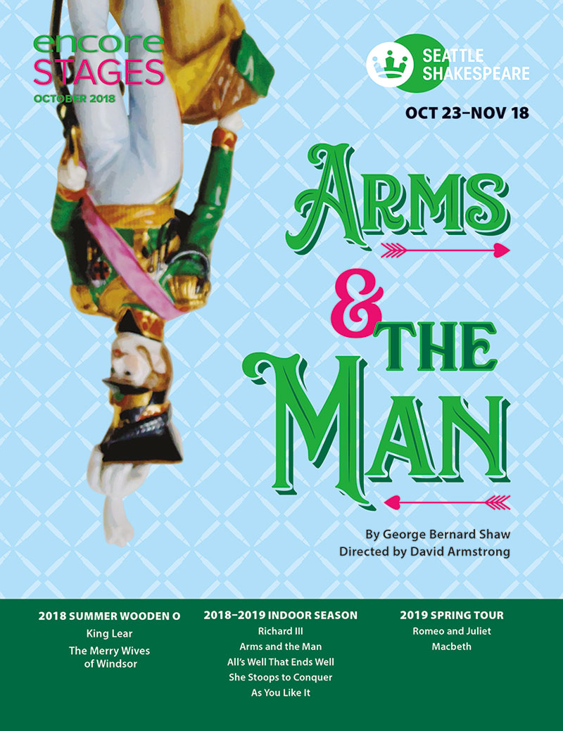 Seattle Shakespeare - Arms and the Man