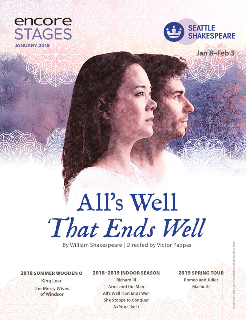 Seattle Shakespeare - All's Well That Ends Well