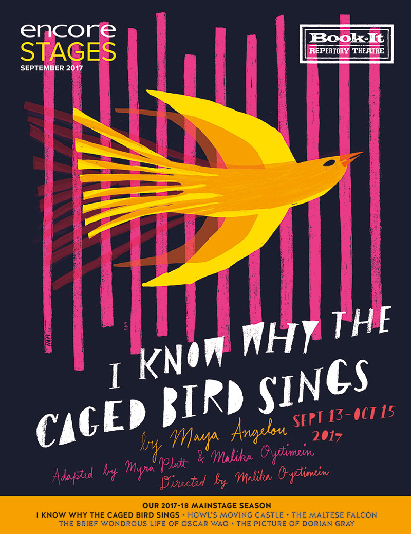 Book-It - I Know Why the Caged Bird Sings