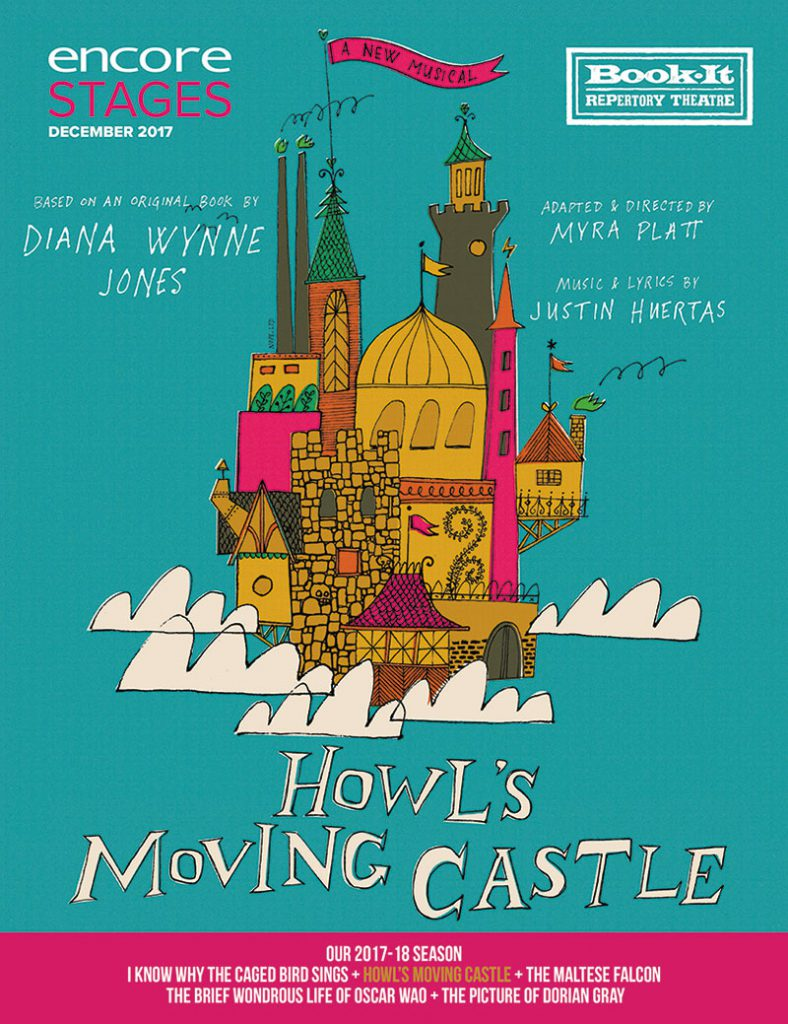 Book-It - Howl's Moving Castle