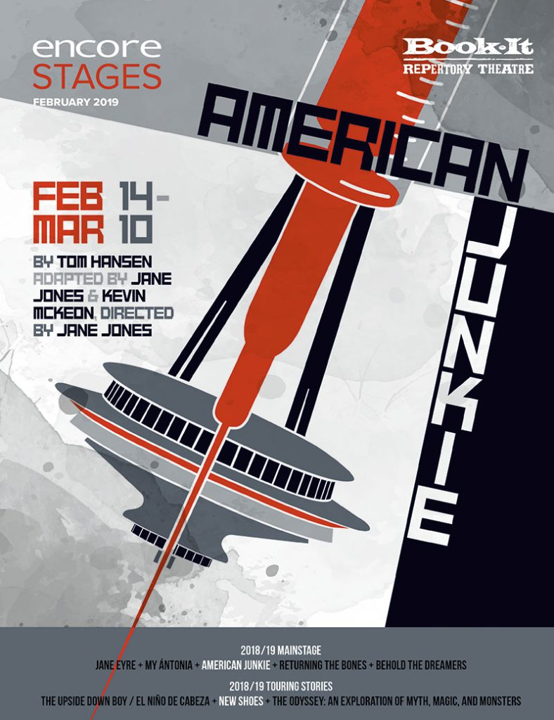 Book-It - American Junkie