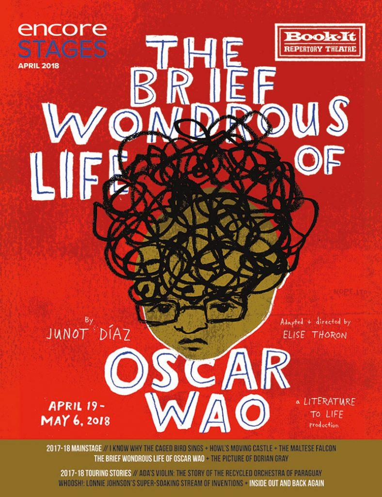 Book-It - The Brief Wondrous Life of Oscar Wao