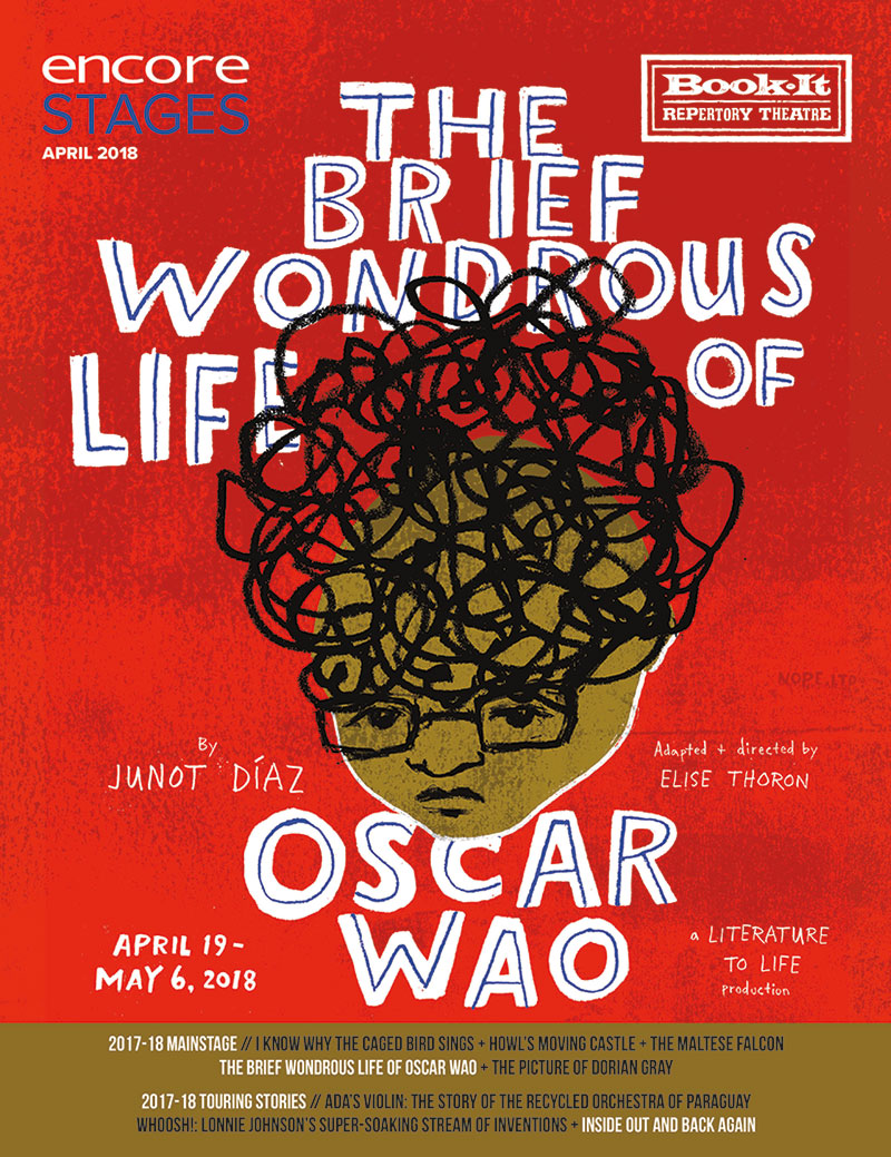 Book-It - The Brief Wondrous Life of Oscar Wao