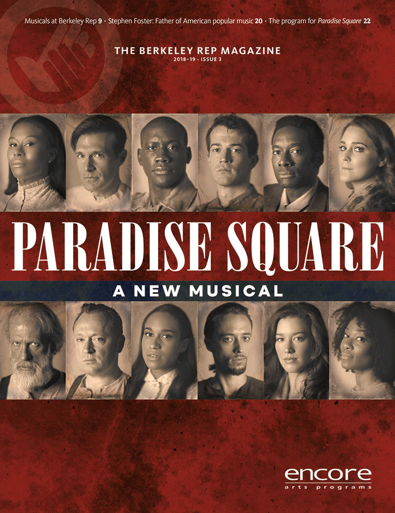 Berkeley Rep - Paradise Square