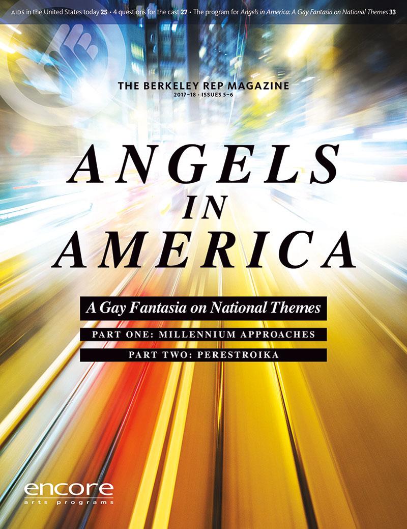 Berkeley Rep - Angels in America