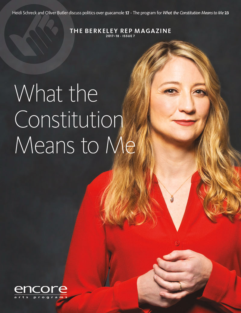 Berkeley Rep - What the Constitution Means to Me
