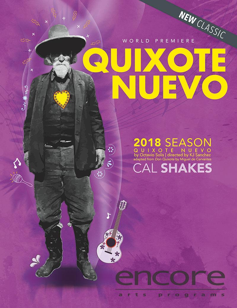 Cal Shakes - Quixote Nuevo