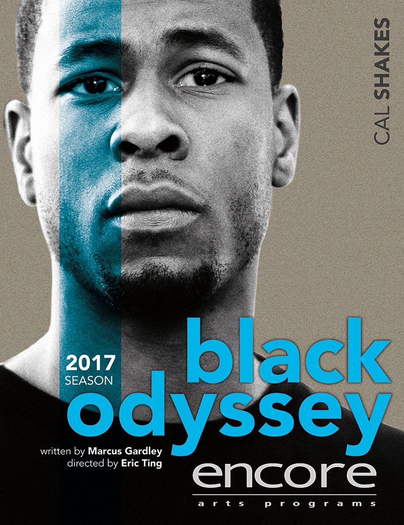 Cal Shakes - Black Odyssey