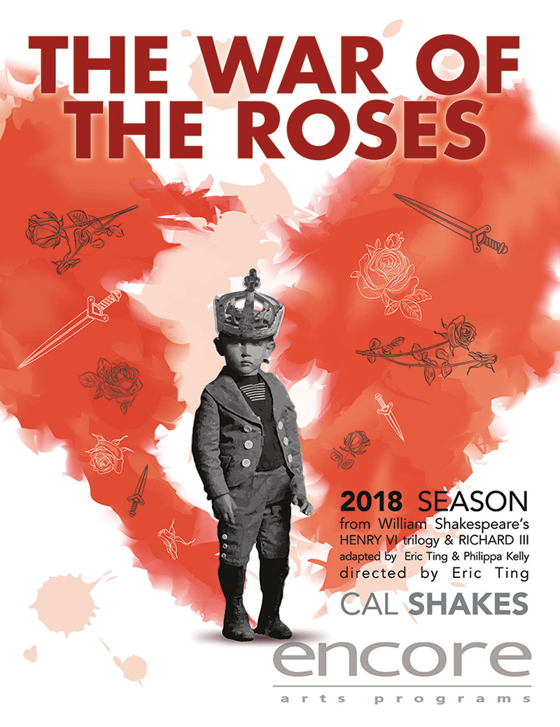 Cal Shakes - War of the Roses