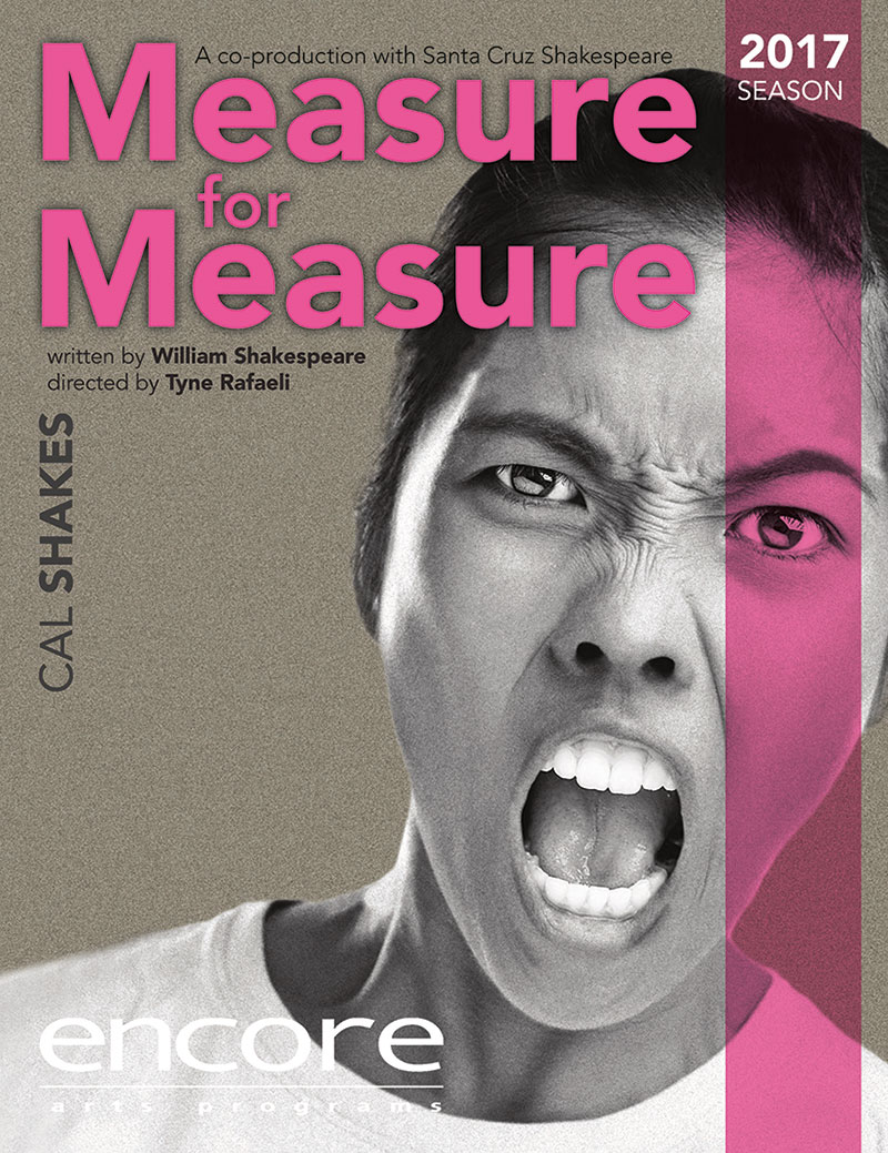 Cal Shakes - Measure for Measure