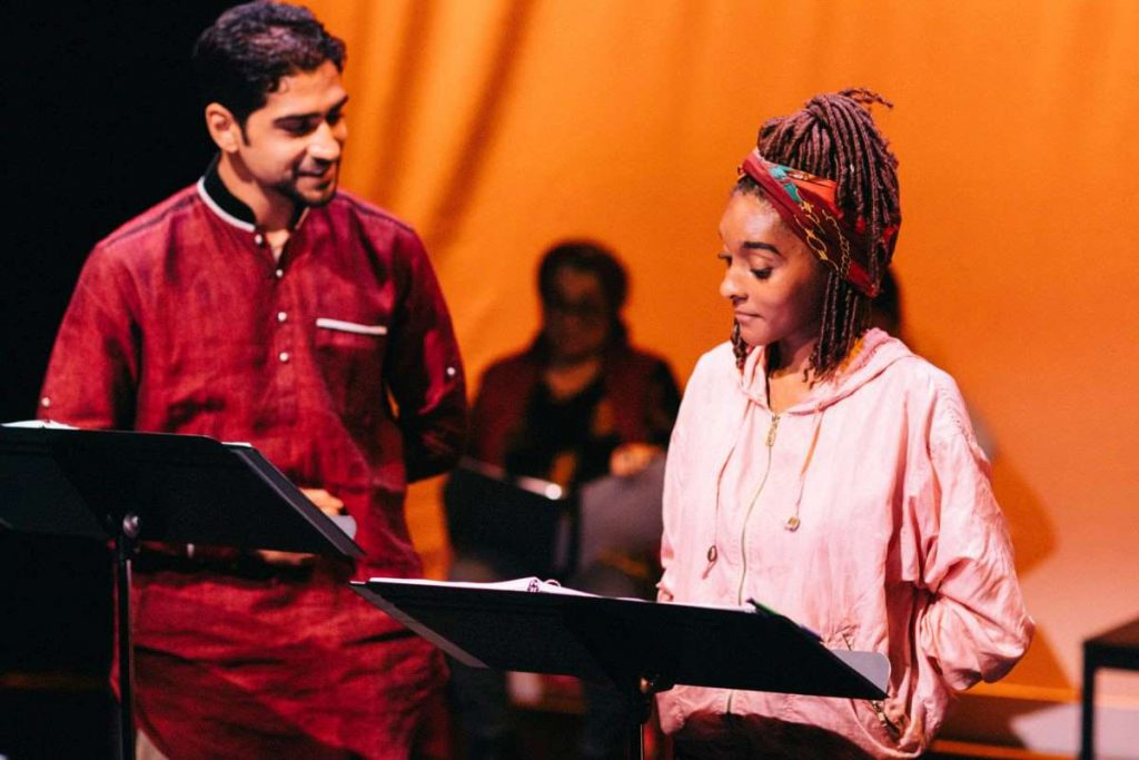 A reading of House of Joy at the Bay Area Playwrights Festival 2018