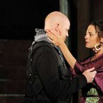 Jud Williford and Stacy Ross in 2010 CST production of Macbeth