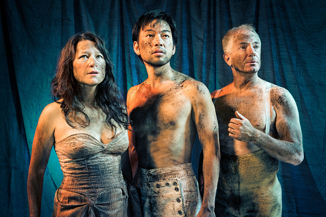 Erika Chong, Shuch Daisuke Tsuji, and Danny Scheie for 2017 production of A Midsummer Night's Dream