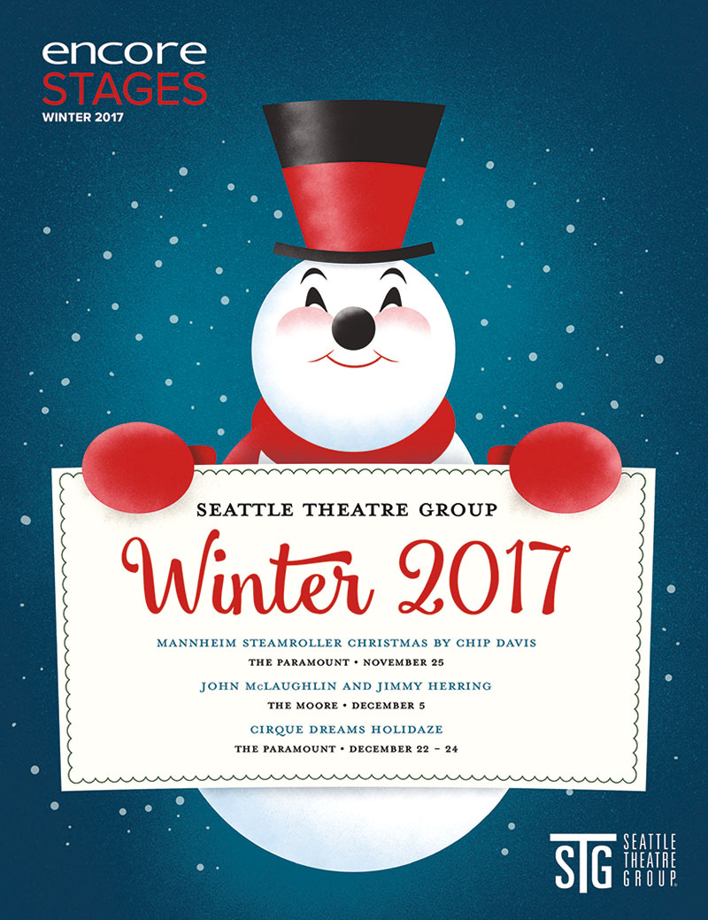 Seattle Theatre Group - Winter 2017