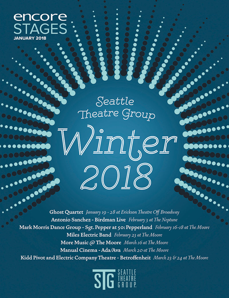 Seattle Theatre Group - Winter 2018