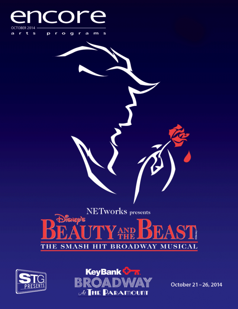 Broadway at the Paramount - Beauty and the Beast