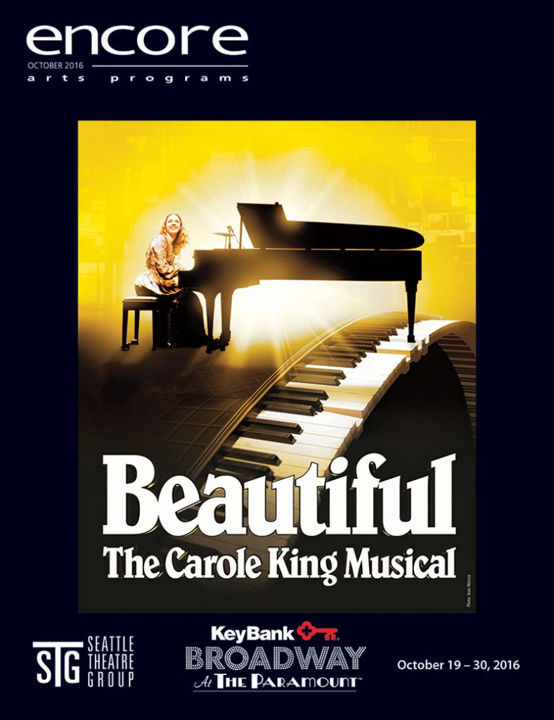 Broadway at the Paramount - Beautiful: The Carole King Musical
