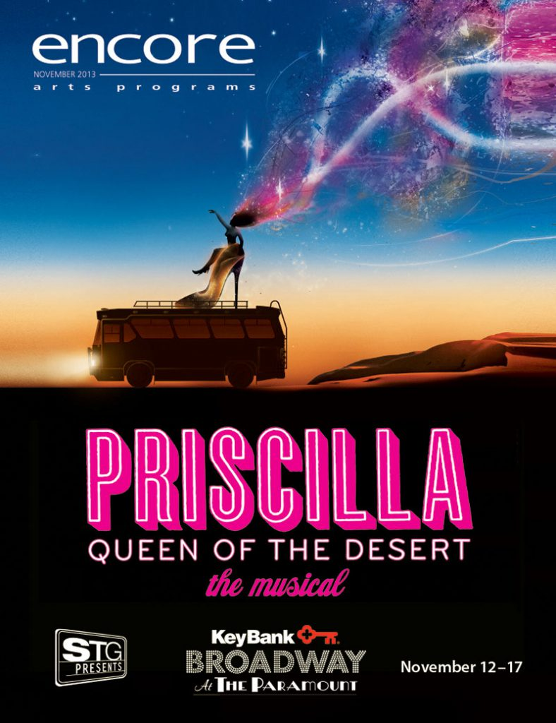 Broadway at the Paramount - Priscilla Queen of the Desert