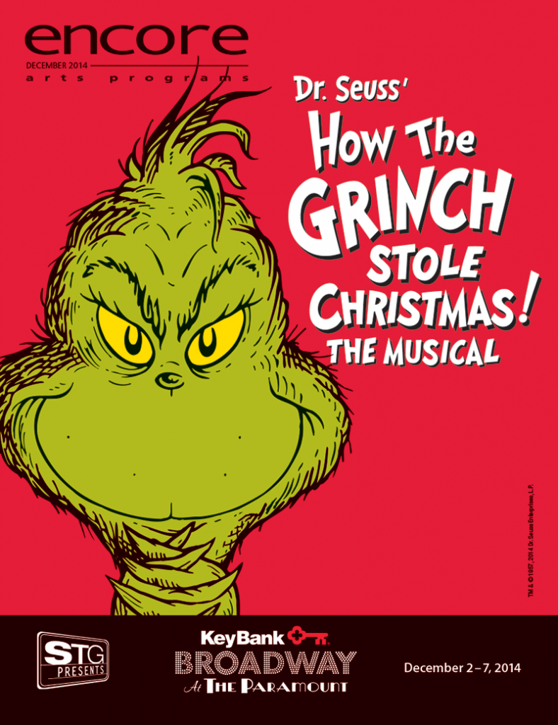 Broadway at the Paramount - How the Grinch Stole Christmas! The Musical