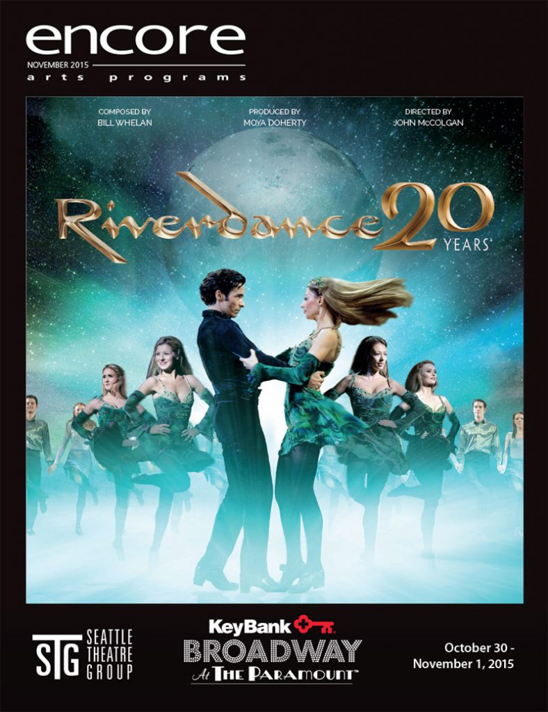 Broadway at the Paramount - Riverdance 20 Years