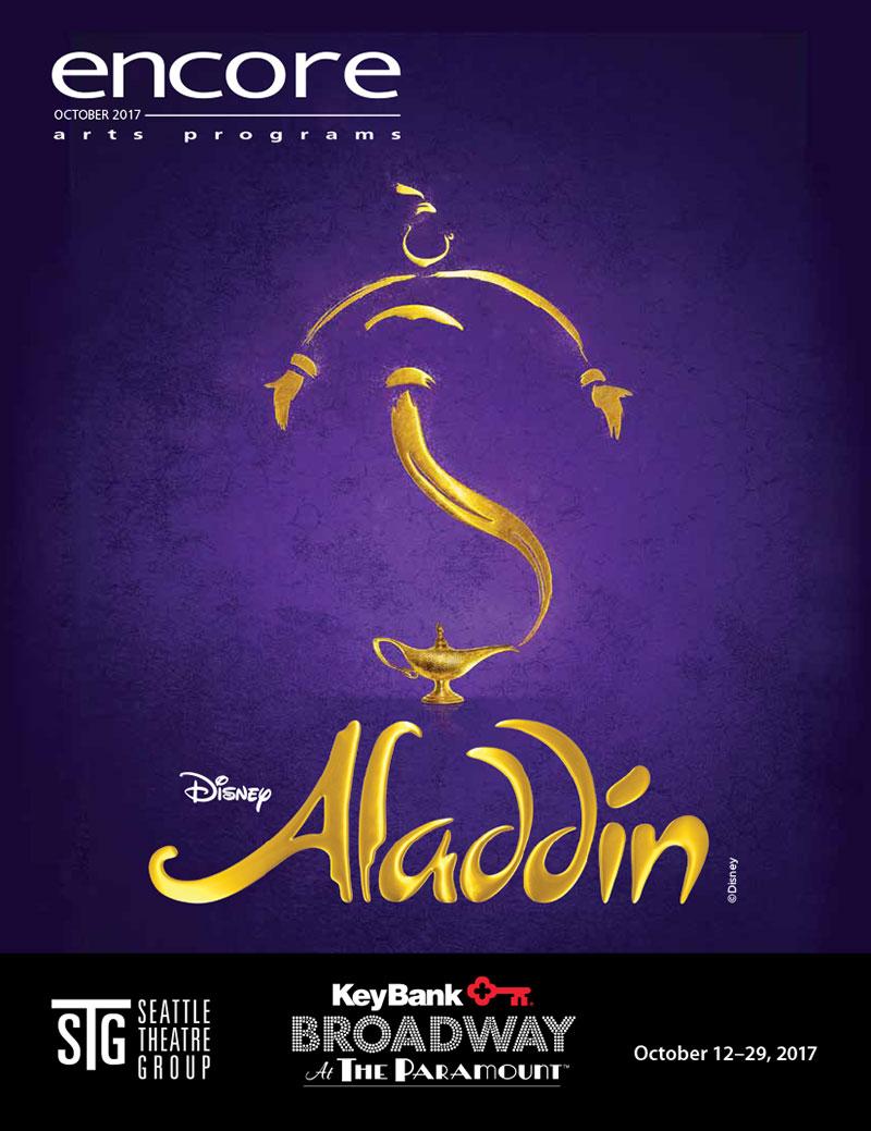 Broadway at the Paramount - Disney's Aladdin
