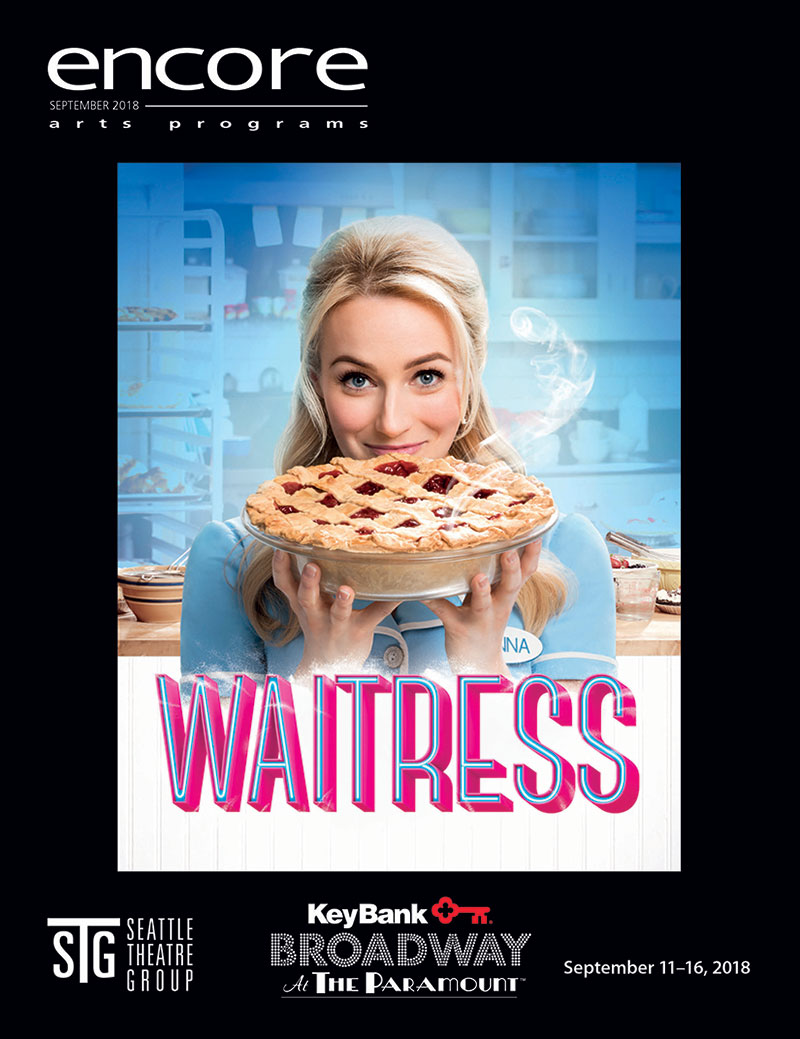Broadway at the Paramount - Waitress