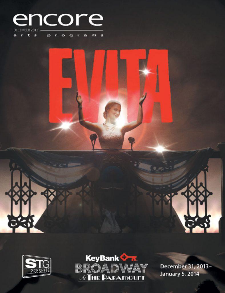 Broadway at the Paramount - Evita