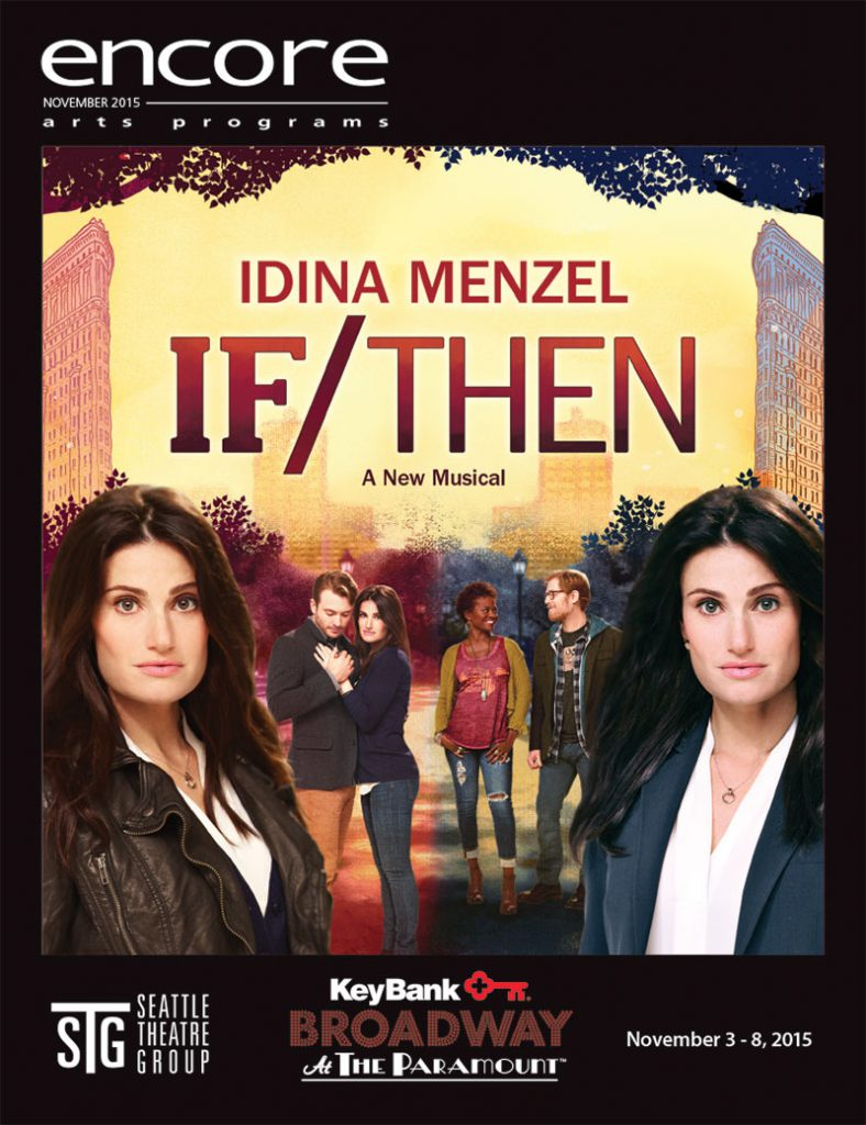 Broadway at the Paramount - If/Then