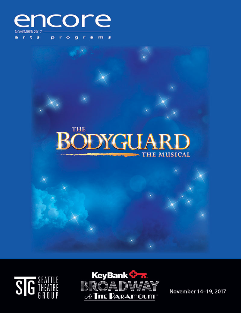 Broadway at the Paramount - The Bodyguard