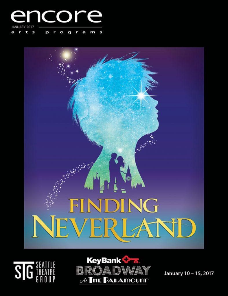 Broadway at the Paramount - Finding Neverland