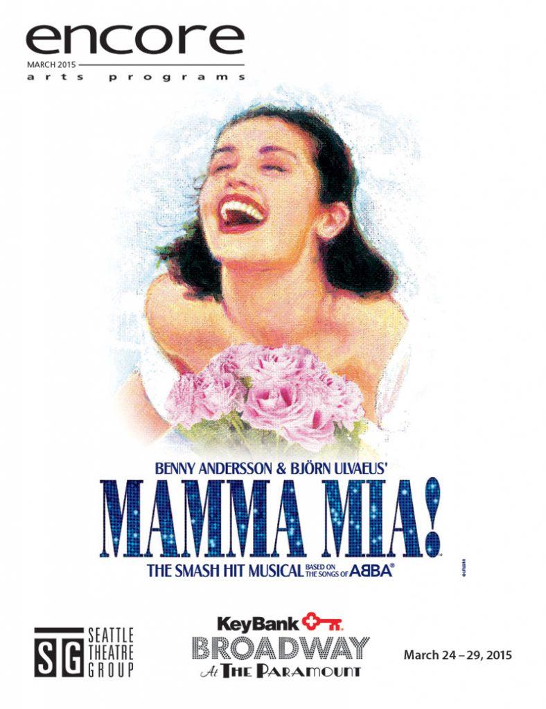 Broadway at the Paramount - Mamma Mia!