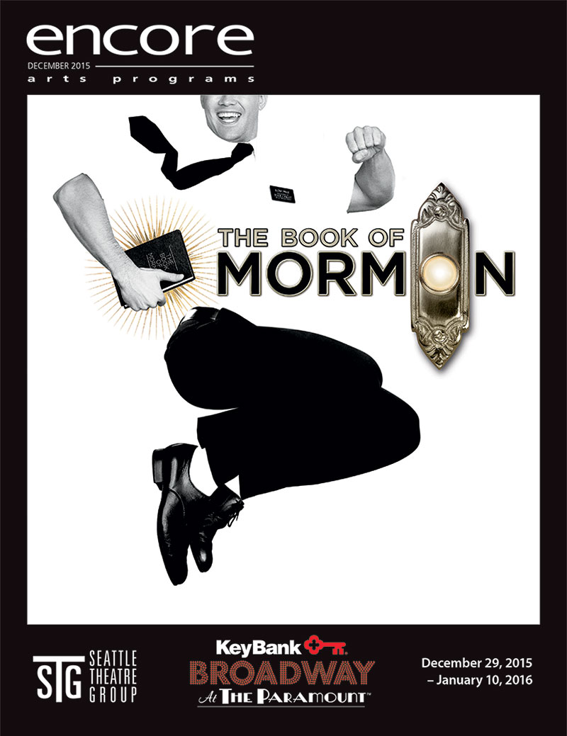 Broadway at the Paramount - The Book of Mormon
