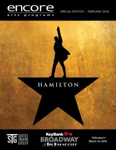 Broadway at the Paramount - Hamilton