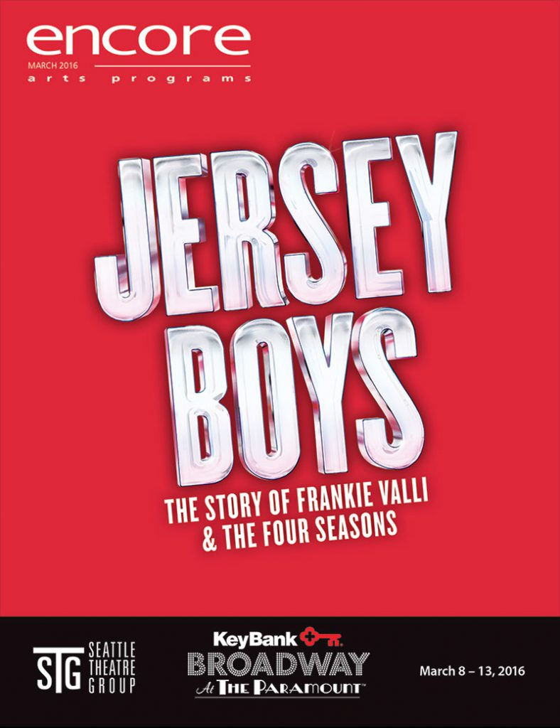Broadway at the Paramount - Jersey Boys