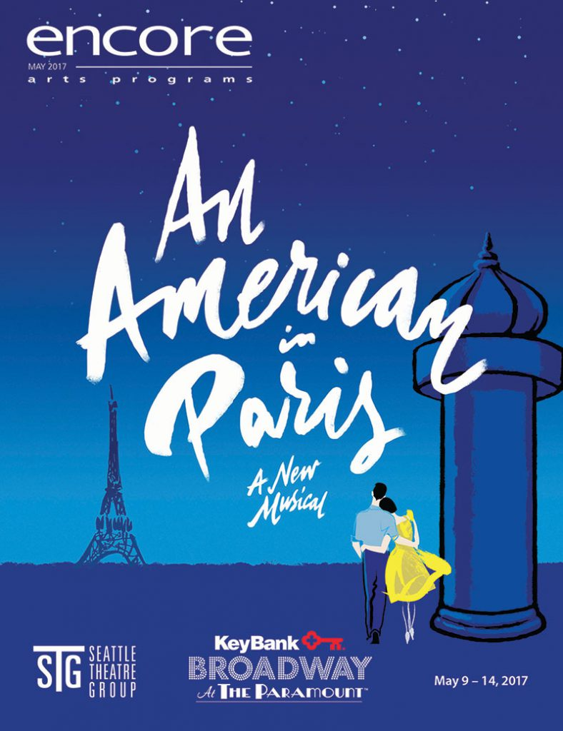 Broadway at the Paramount - An American in Paris