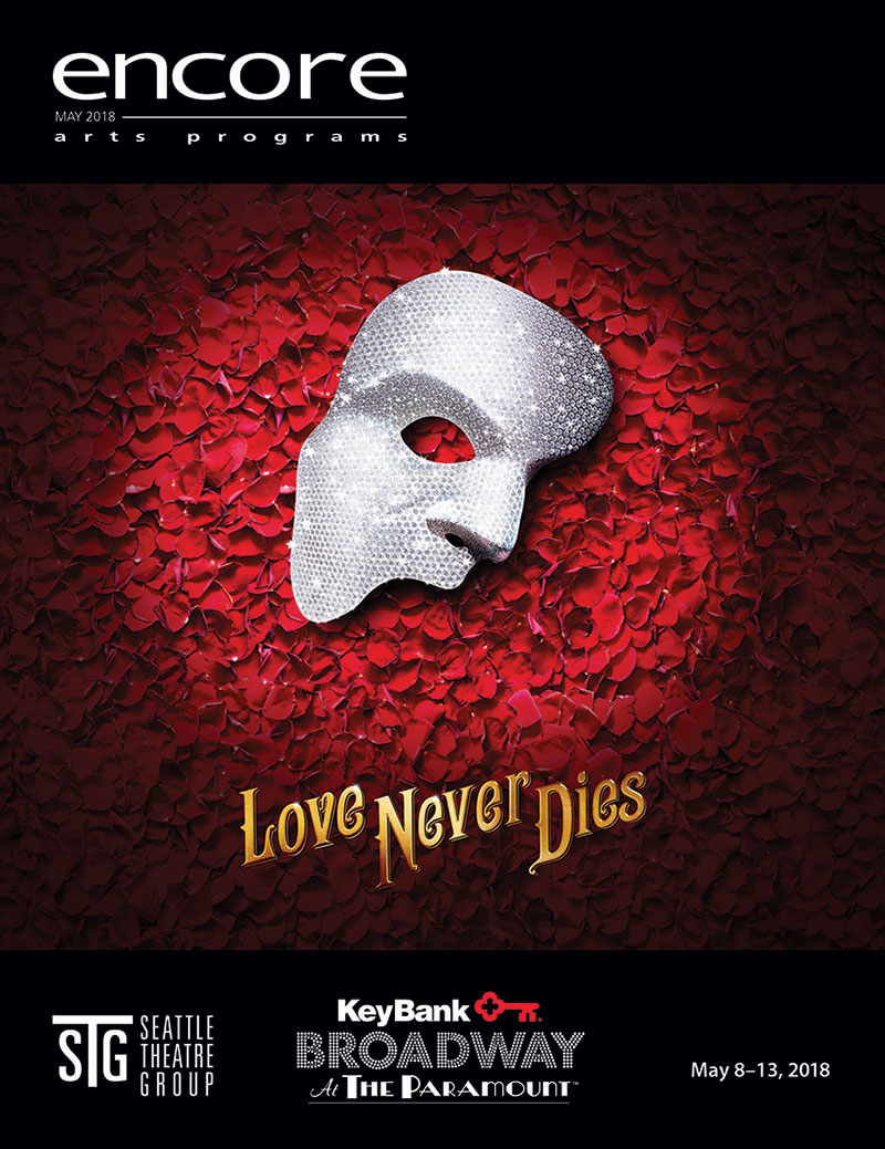 Broadway at the Paramount - Love Never Dies
