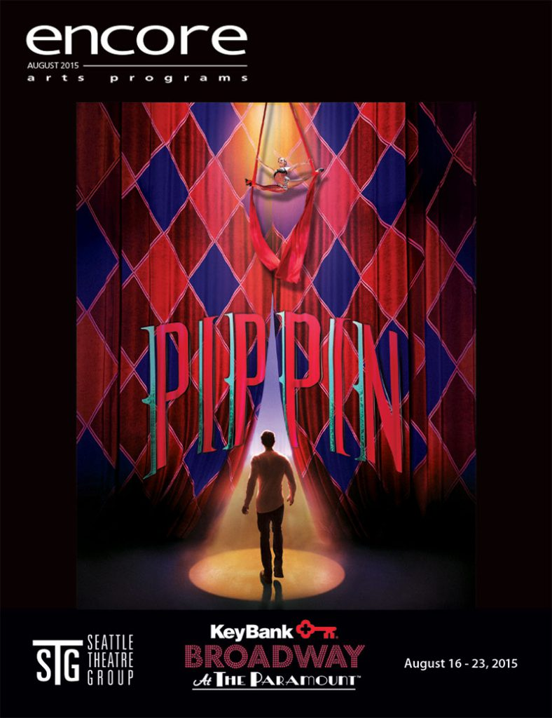 Broadway at the Paramount - Pippin