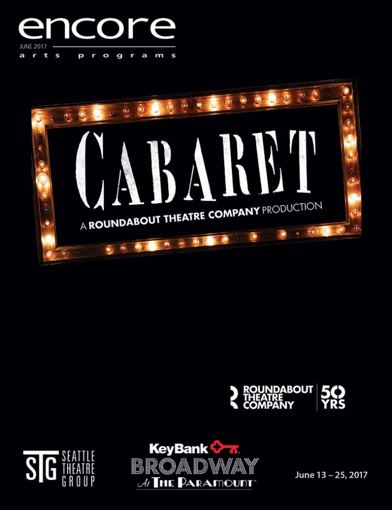 Broadway at the Paramount - Cabaret