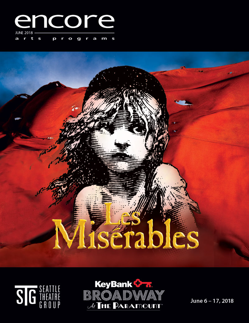 Broadway at the Paramount - Les Miserables