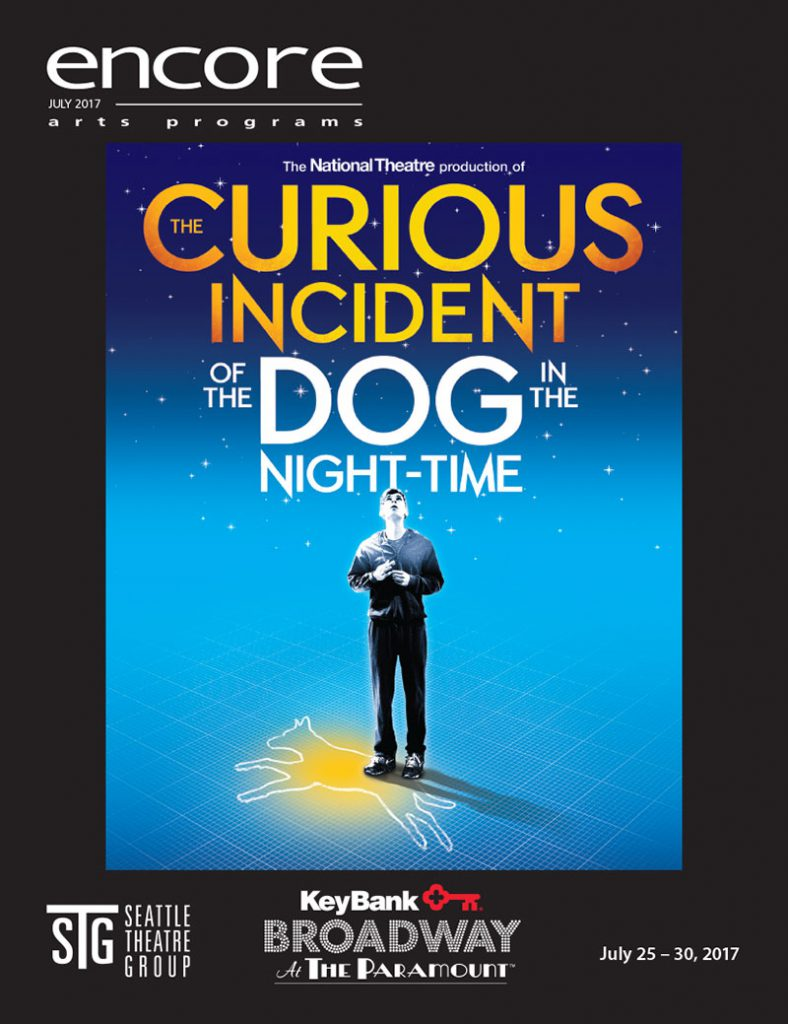 Broadway at the Paramount - The Curious Incident of the Dog in the Night-Time