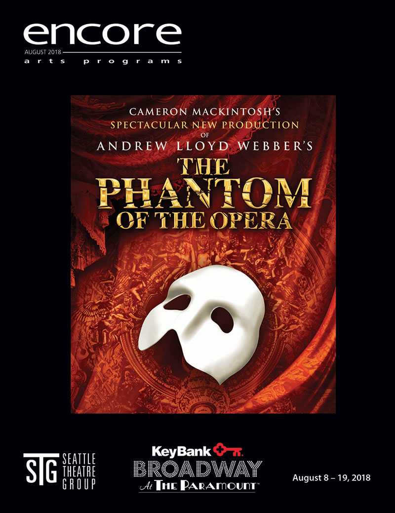 Broadway at the Paramount - The Phantom of the Opera