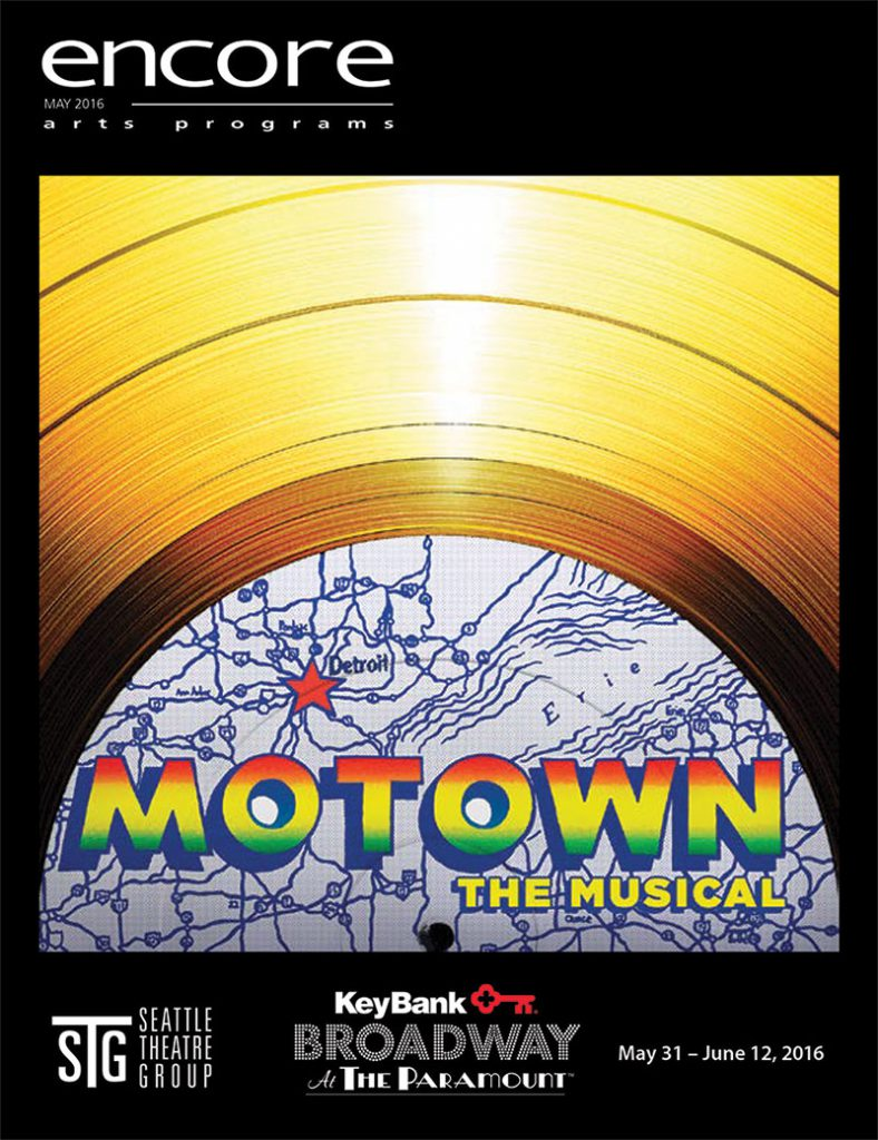 Broadway at the Paramount - Motown the Musical
