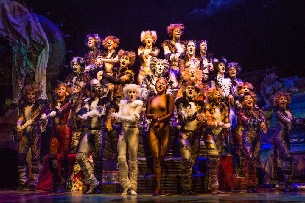 Touring company of Cats