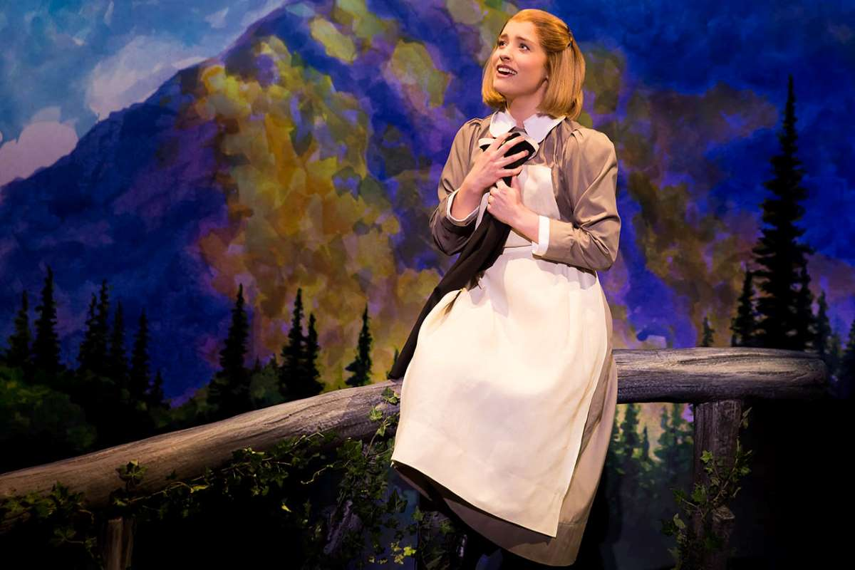 Jill Christine Wiley in Broadway tour of The Sound of Music