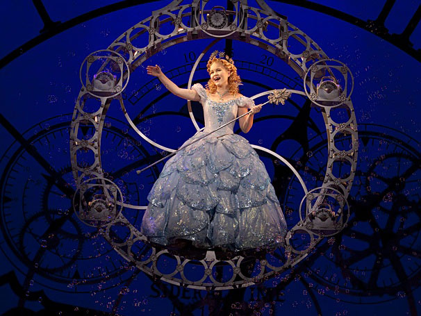 National touring company of Wicked