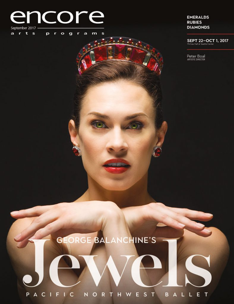Pacific Northwest Ballet - Jewels
